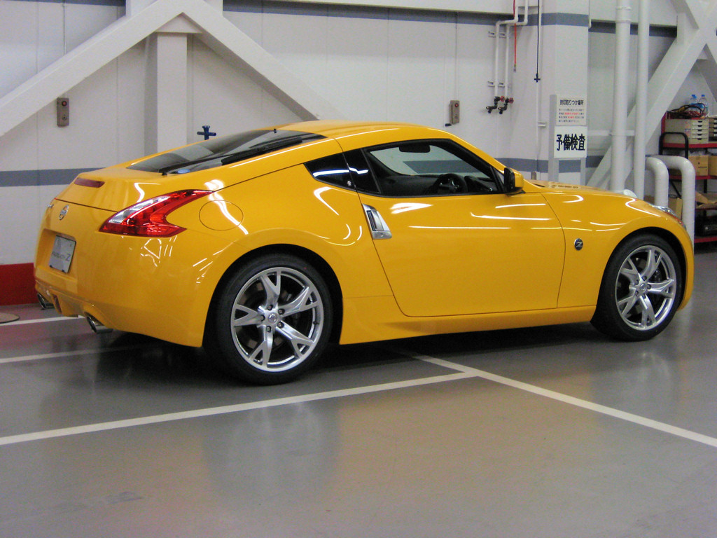 Official Chicane Yellow 370Z Thread - Nissan 370Z Forum