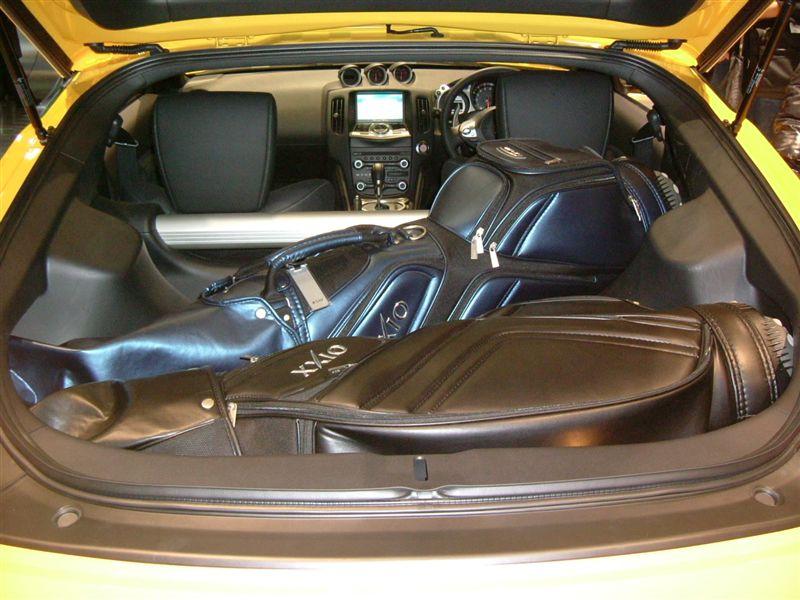 Golf clubs? - Nissan 370Z Forum