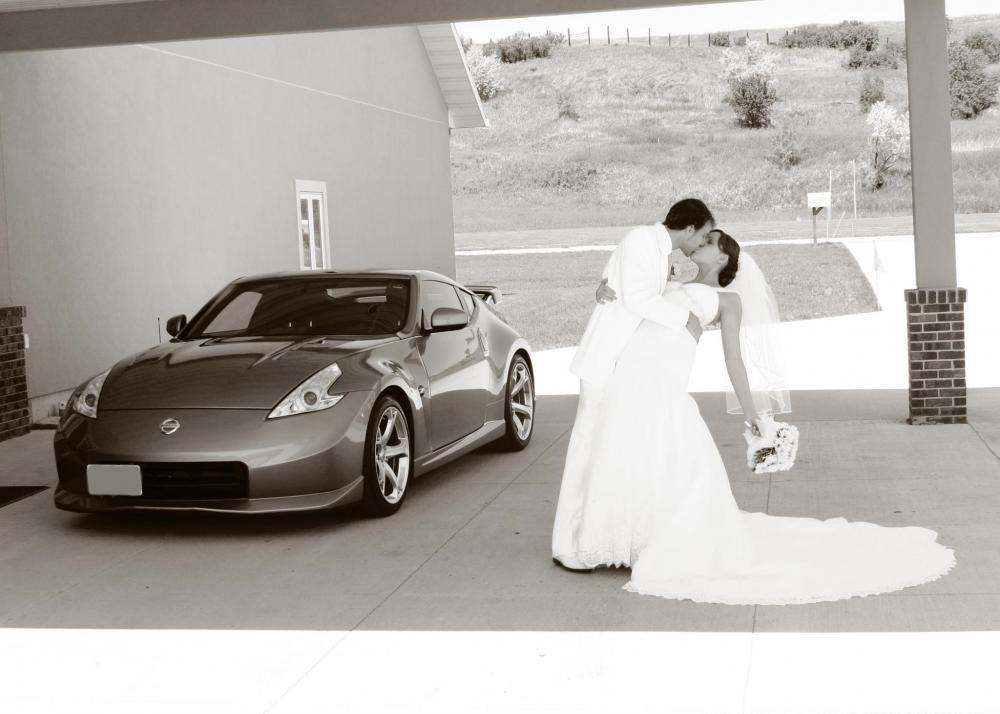 wedding Nismo #400 370z