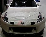 Pearl White 370z (from Nissan site)