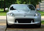 Brilliant Silver 370Z Touring - M/T