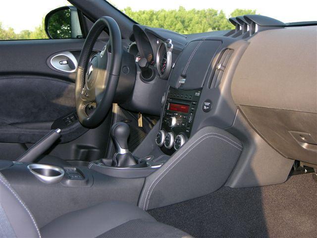 Classic interior shot