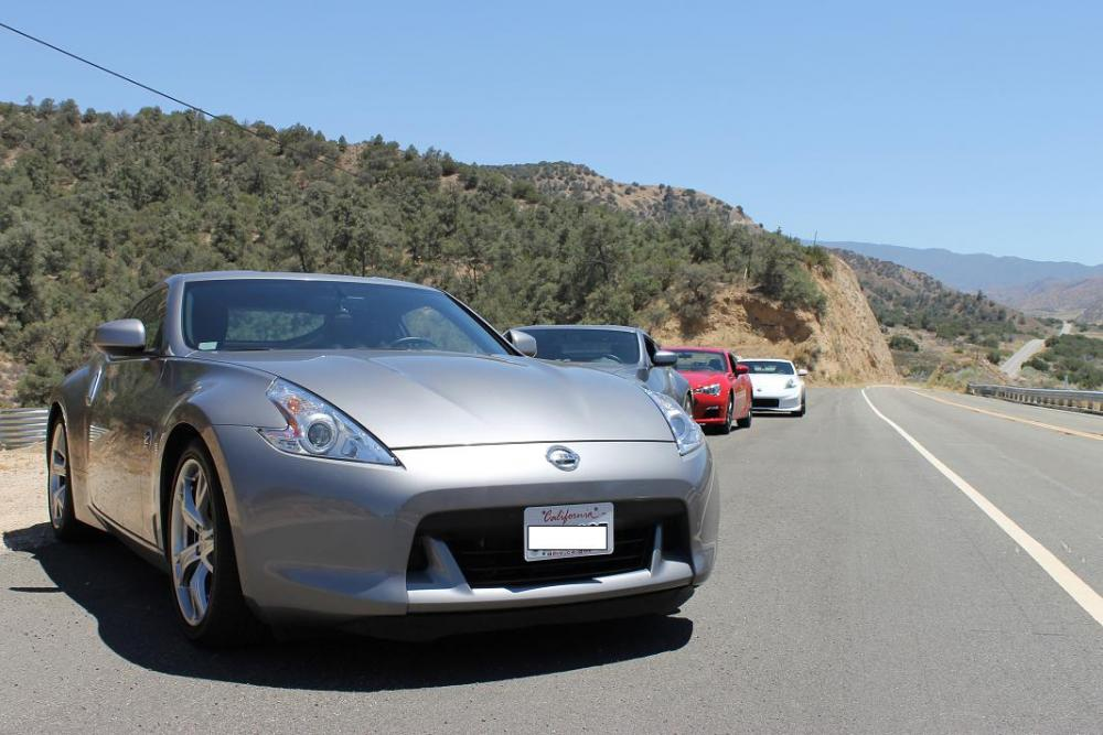 canyon run july 29 ojai page 3 nissan 370z forum. Black Bedroom Furniture Sets. Home Design Ideas