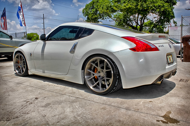 [For Sale] Nessen Forged Wheels - Nissan 370Z Forum