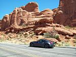 Arches National Park, July 2014