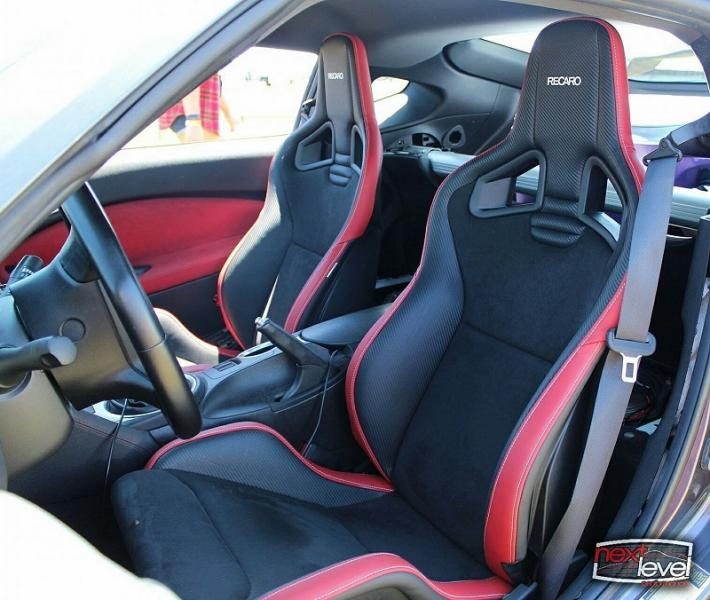 2017 Limited Edition Recaro Sportsters.