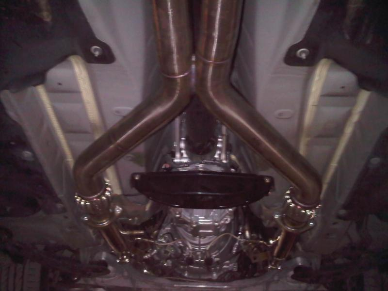 "AAM 3"" true dual exhaust"