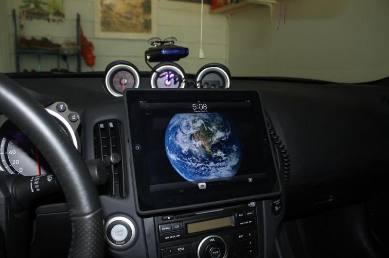 Question - iPad mount on NNBS? | Chevy Truck Forum | GMC ...