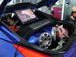 Giles Nissan Z car show