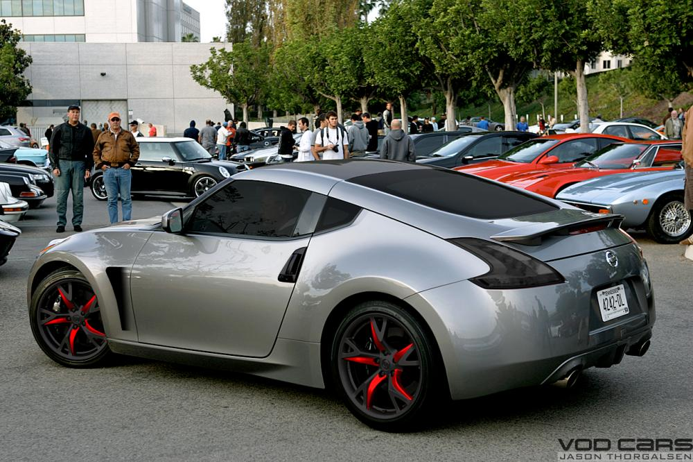 Official Platinum Graphite 370z Thread Page 13 Nissan 370z Forum