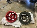 NST Underdrive Pulley Set