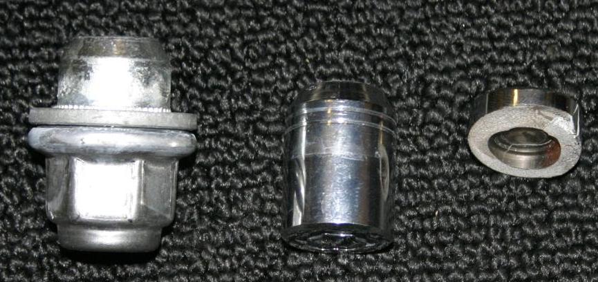 Wrong Application Nissan 370z Wheel Locks Nissan 370z