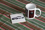 Z Coffee mug and coaster