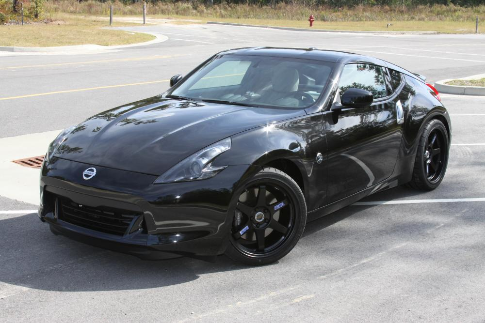 Official Magnetic Black 370z Thread Page 24 Nissan