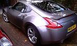 370z GT Premium - Twilight Grey