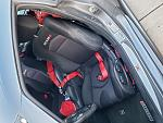 Sparco Seat Install