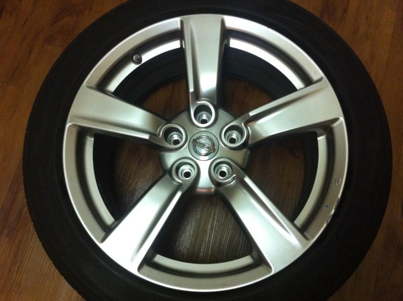 nissan 370z forum czero 39 s album 18 base wheels for sale. Black Bedroom Furniture Sets. Home Design Ideas