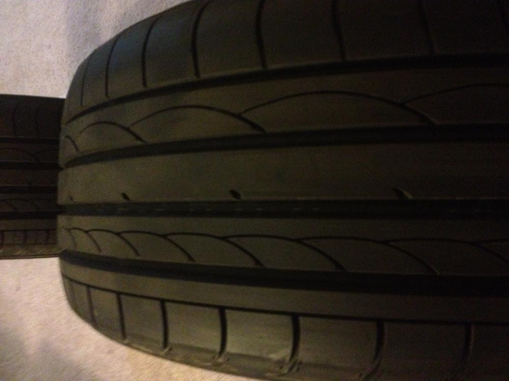 rear tire from top