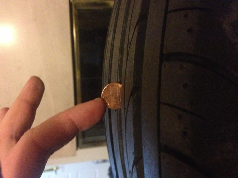 front tire side