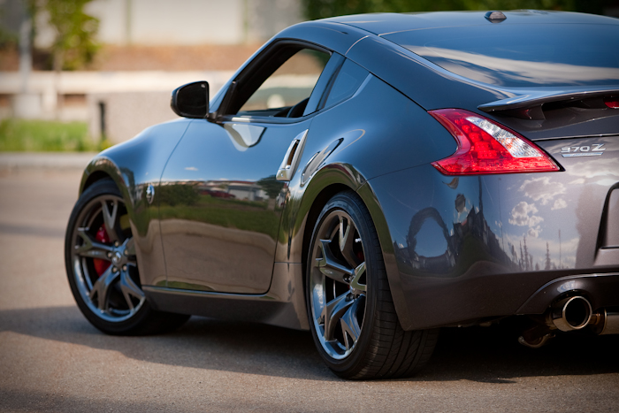 20mm spacers and coilover pics? - Nissan 370Z Forum