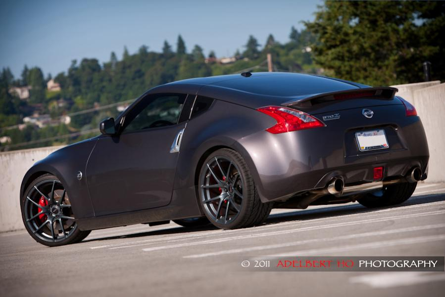 does the invidia gemini exhaust nissan 370z forum. Black Bedroom Furniture Sets. Home Design Ideas