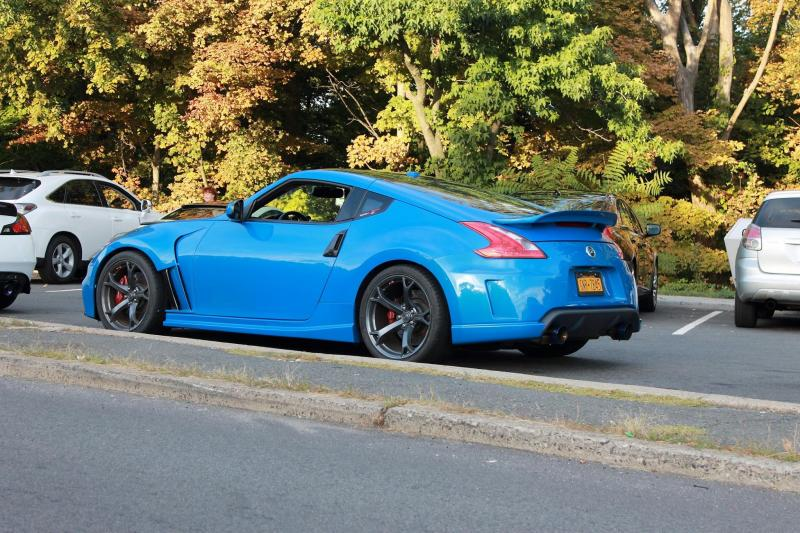 Nissan Of Puyallup >> Official Monterey Blue 370Z Z34 Thread - Page 21 - Nissan 370Z Forum