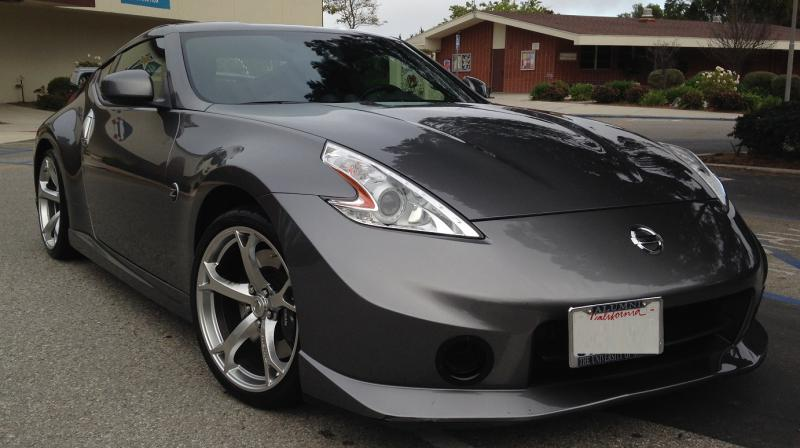 370z for sale don 39 t buy new socal 2012 gun metallic nismo meticulously maintained low. Black Bedroom Furniture Sets. Home Design Ideas