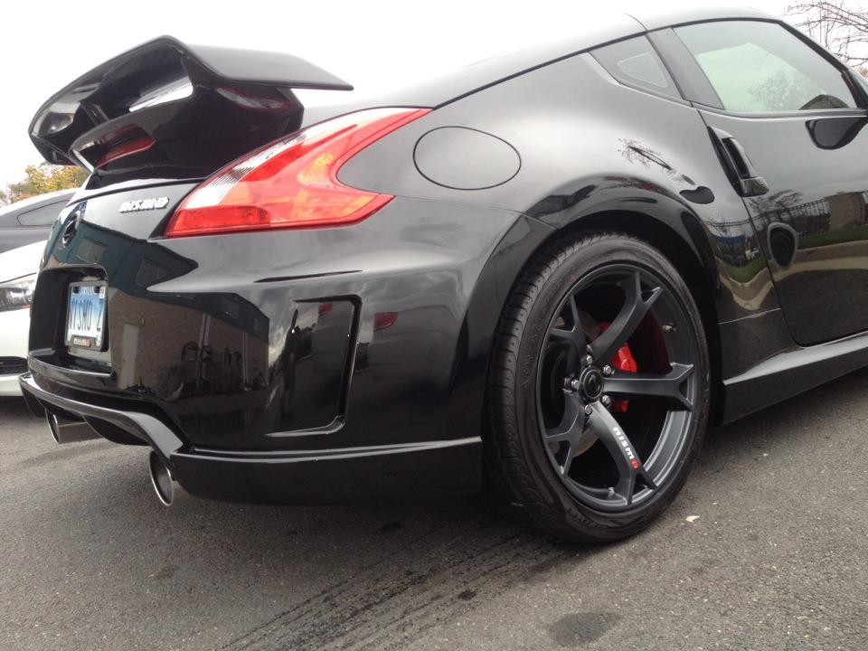 Powder Coated Rims Post Pics Here Page 2 Nissan 370z Forum