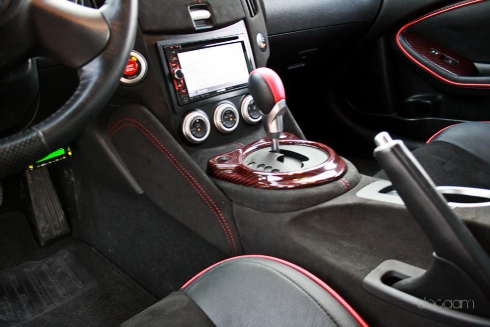 Nissan 370z Forum Docaam S Album My Custom Interior