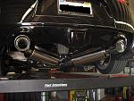 Fast Intentions Exhaust Install