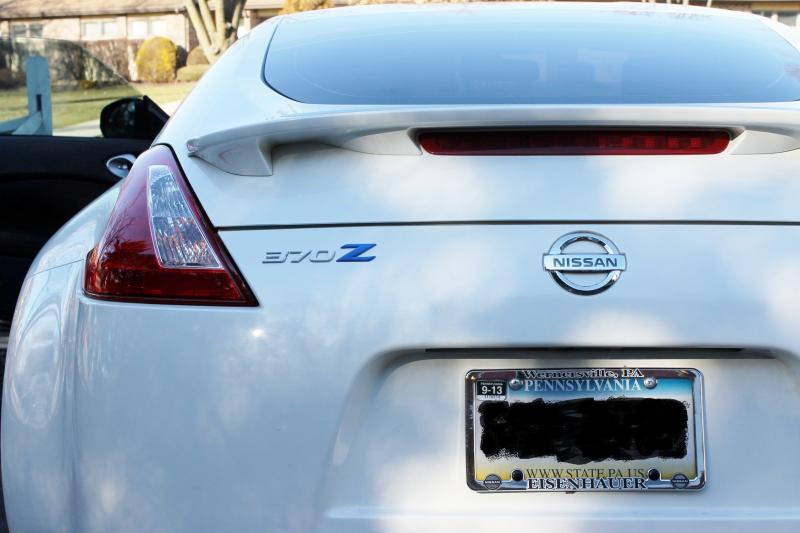This Plasti Dip product is Awesome! - Page 61 - Nissan 370Z