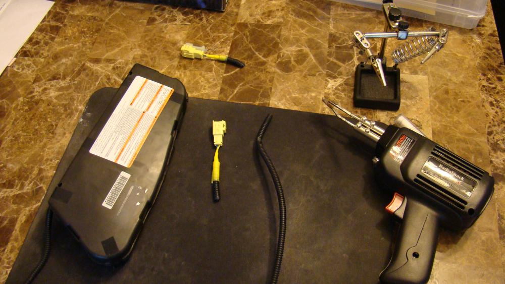 DIY: [How-To:] Racing Seat airbag light fix - Nissan 370Z Forum on