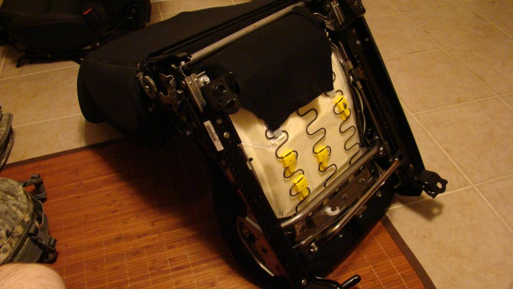 DIY: [How-To:] Racing Seat airbag light fix - Nissan 370Z Forum