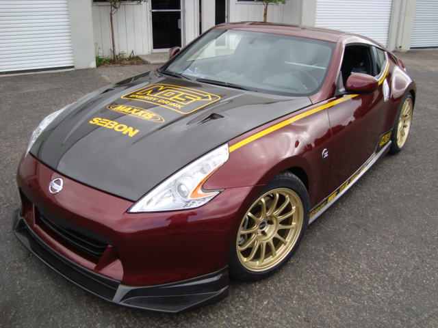 seibon sr rear spoiler anyone nissan 370z forum. Black Bedroom Furniture Sets. Home Design Ideas