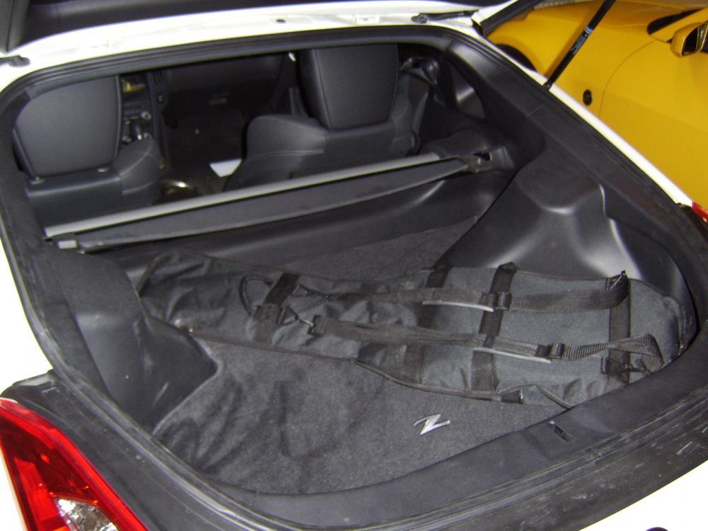 Z Cargo Capacity Guitar Players Nissan 370z Forum