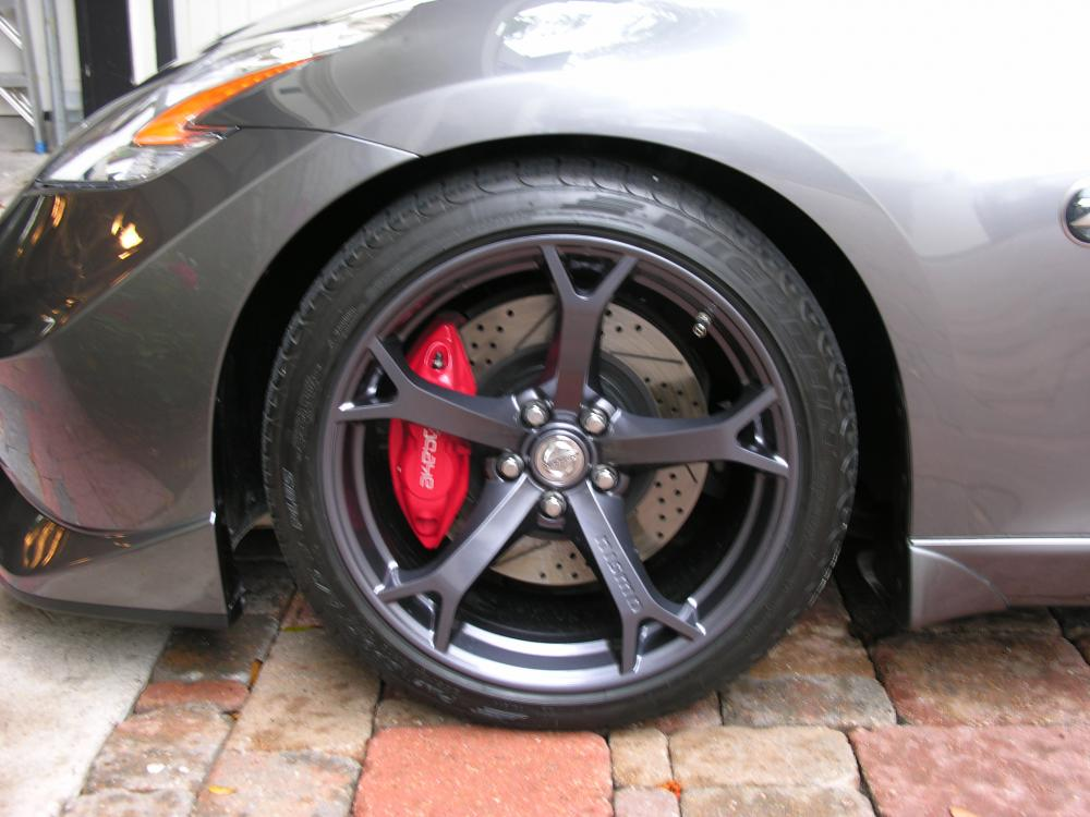 Opinion On What Color To Paint Rims Page 2 Nissan 370z Forum