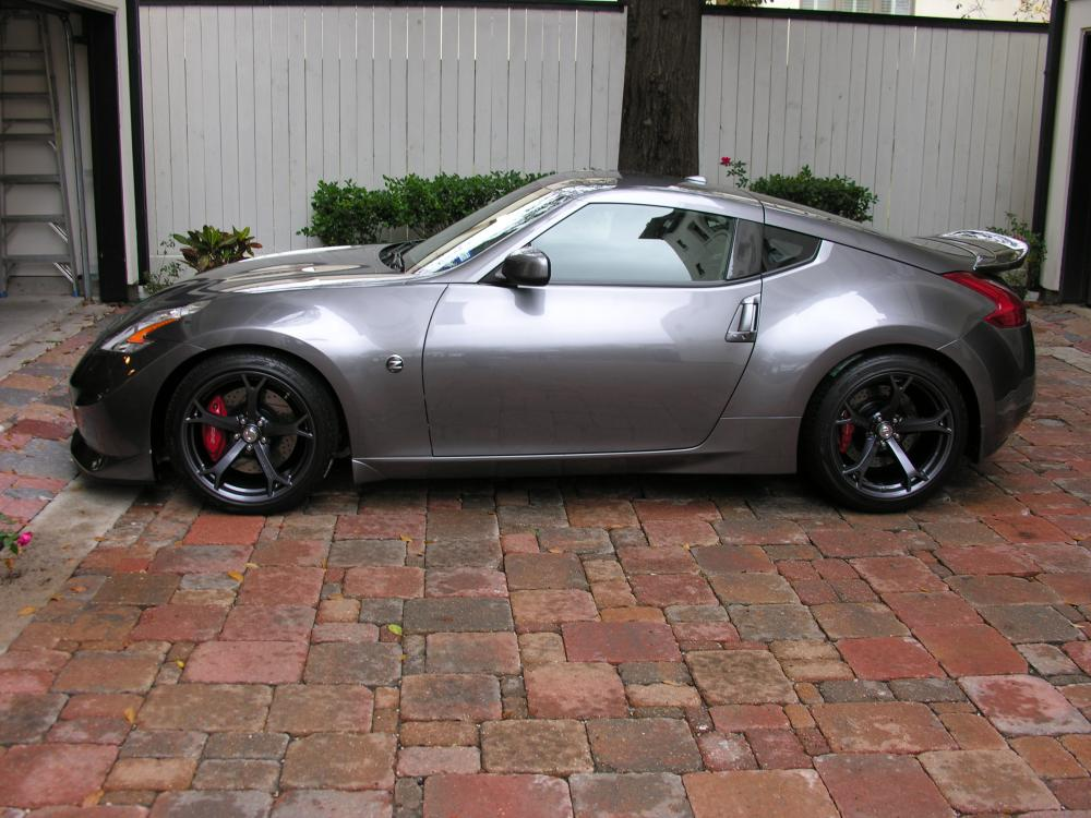 Pics Of 2013 Base Or Sp Z With Nismo Wheels Nissan 370z Forum