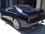 1996 300zx Twin Turbo... This was my dream car in high school.  I couldn't afford one until 15 years later, heh.  I miss it.