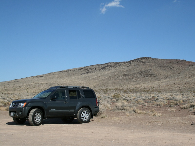 2007 Xterra 4x4 Offroad... I still have this one, and it's my daily driver.