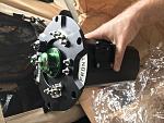 Radium fuel kit/Racing Brake install
