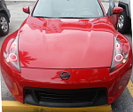 My Old 370z (2010 Solid Red)