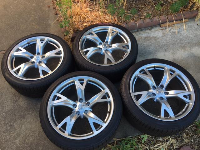 for sale 370z 19 rays wheels w tires nissan 370z forum. Black Bedroom Furniture Sets. Home Design Ideas