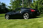 Nova Scotia 370Z - Traded coupe for roadster