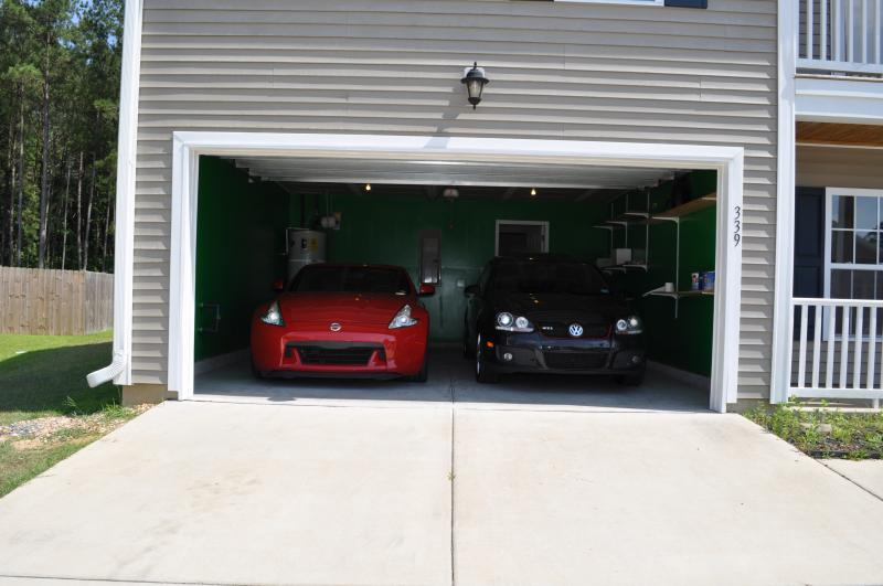 Sometimes I'm just not sure which one I want to drive.