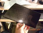 Spawn Aero Carbon Fiber B-Pillar