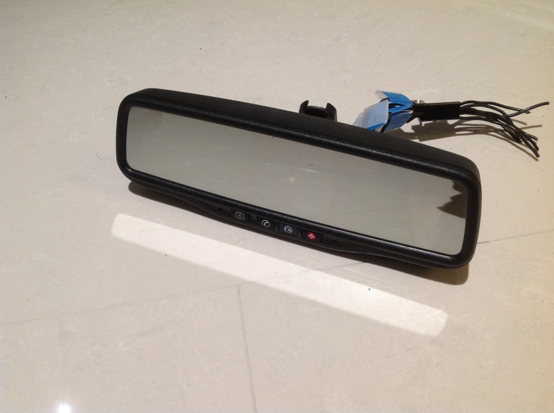 For Sale  3 5 U0026quot  Lcd Rear View Mirror