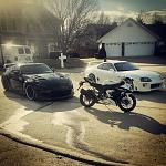 My Z and Supra and other cars!