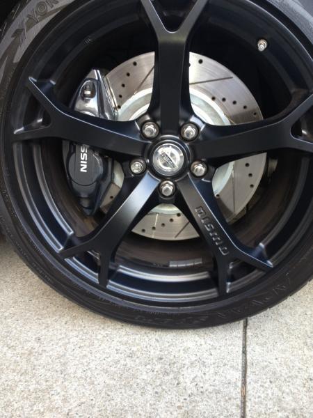 Nismo 2013 wheels. - Page 2 - Nissan 370Z Forum