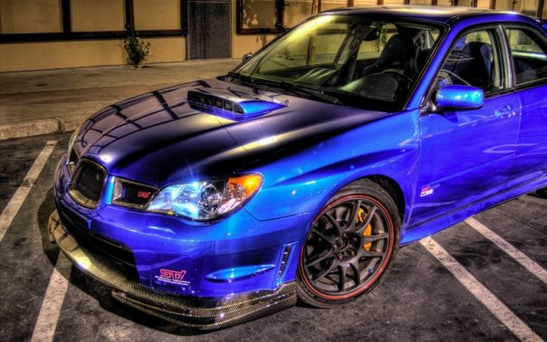 My old STi