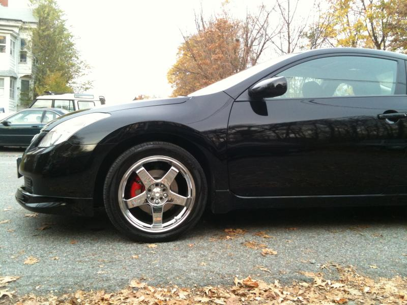 NY: 2008 Altima Coupe 2.5s For Sale - Nissan Forum ...